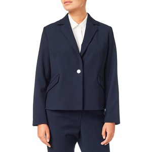 Eastex Textured crepe jacket