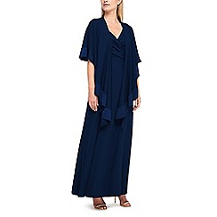 Jacques Vert - Chiffon maxi shawl dress