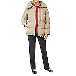 Eastex - Short asymmetric coat