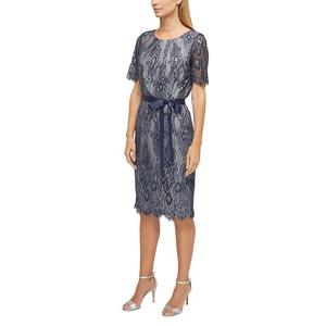 Jacques Vert Maria lace shift dress