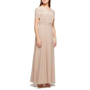 Jacques Vert Lola maxi lace dress