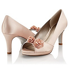 Jacques Vert - Flower trim shoes