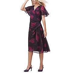 Jacques Vert - Amanda poppy print dress