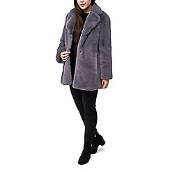 Precis - Lex faux fur coat