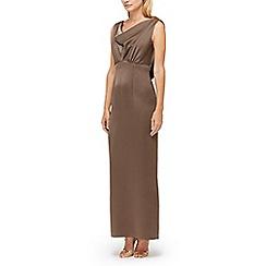 Jacques Vert - Deanna sequin back maxi dress