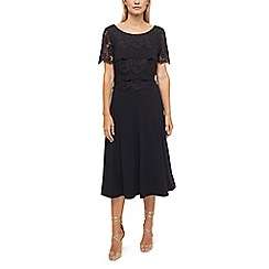Jacques Vert - Carlene Crepe Layer Dress