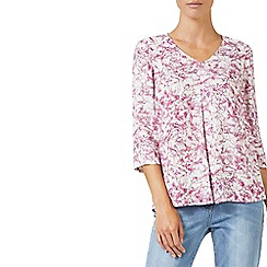 Dash - Modern bloom blouse