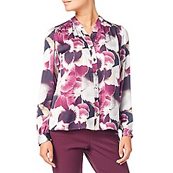 Eastex - Harvest Bloom Print Blouse