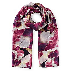 Eastex - Silk harvest bloom scarf