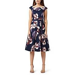 Precis - Carly Floral Petite Prom Dress