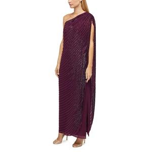 Jacques Vert Roshene one shoulder gown