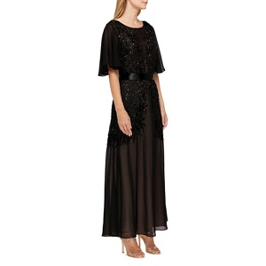 Jacques Vert Naomi embellished maxi gown