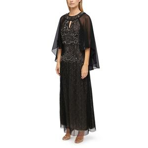 Jacques Vert Cape detail dress