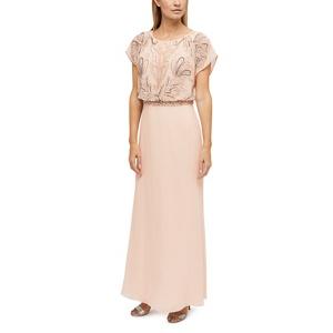 Jacques Vert Thalia beaded top max dress