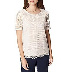 Precis - Petite lara lace mix t-shirt