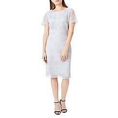 Precis - Petite geo lace dress
