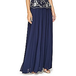 Jacques Vert - Ruby pleat maxi skirt