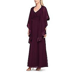 Jacques Vert - Chiffon maxi shawl dress