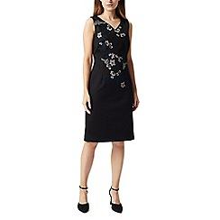 Precis - Petite embroidered shift dress