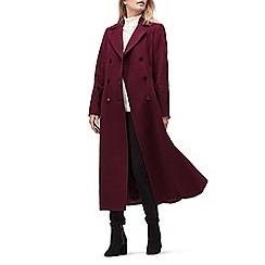 Jacques Vert - Ana long fit and flare coat