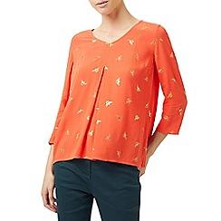 Dash - Bee print blouse