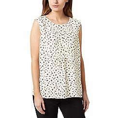Precis - Petite multi spot print blouse