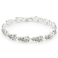 Jacques Vert - Pearl crystal bracelet