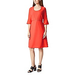 Precis - Flute sleeves petite dress