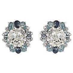Jacques Vert - Garden party stud earrings
