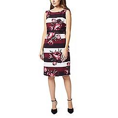 Precis - Petite stripe and tulip dress