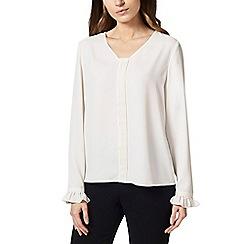 Precis - Petite pintuck blouse