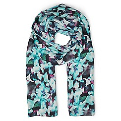 Eastex - Harvest haze print scarf