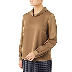 Eastex - Cowl neck blouse