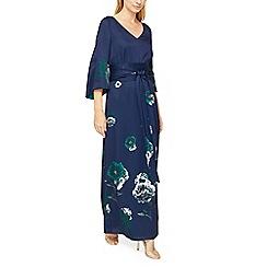 Jacques Vert - Baroque fleur maxi dress