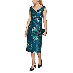 Jacques Vert - Baroque fleur print dress