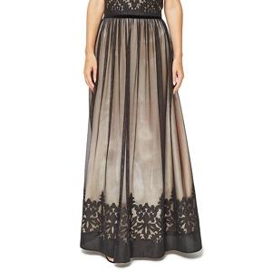 Jacques Vert Olive maxi skirt
