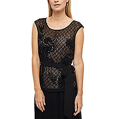 Jacques Vert - Paloma embellished top