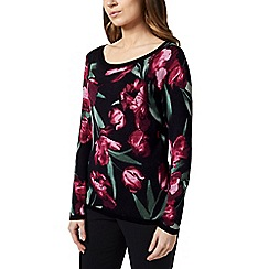 Precis - Petite tulip print jumper