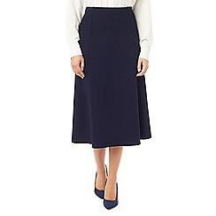 Eastex - Ponte flared skirt
