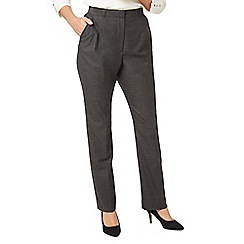 Eastex - Granite straight leg trousers