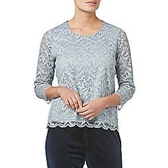 Eastex - Sparkle lace top
