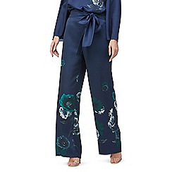 Jacques Vert - Baroqie printed trousers