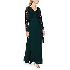 Jacques Vert - Lace top maxi dress