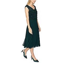 Jacques Vert - Grid bead layer dress