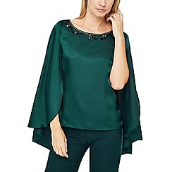 Jacques Vert - Darcey fluted sleeve blouse