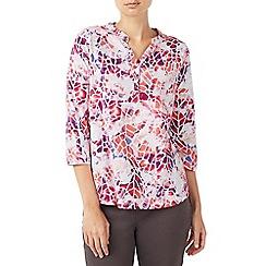 Dash - Pink wing jersey top
