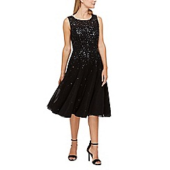 Jacques Vert - Nora sequin prom midi dress