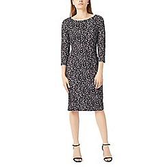Precis - Petite abstract geo dress