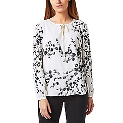 Precis - Petite winter blossom blouse