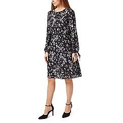 Precis - Petite winter blossom dress